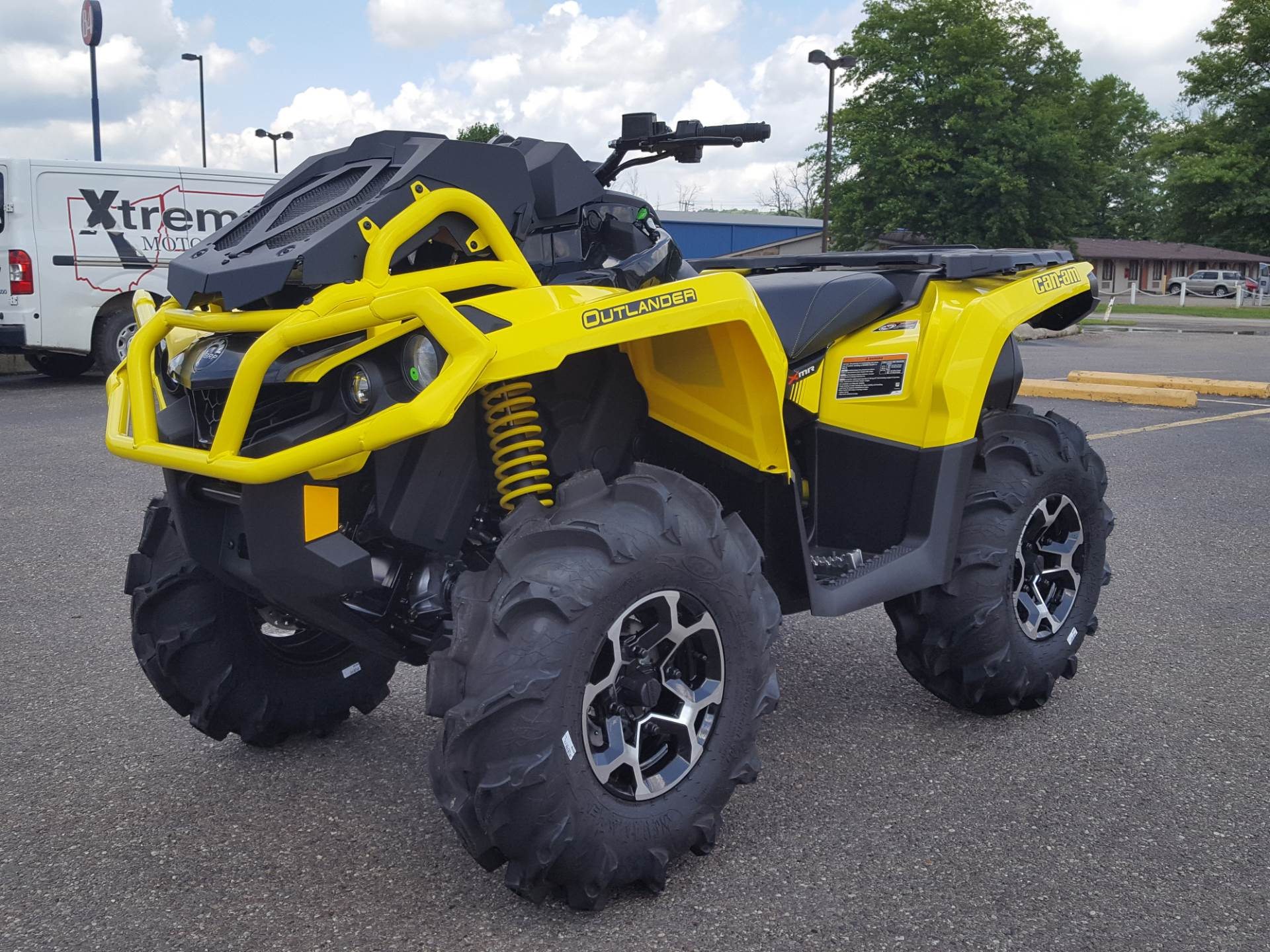 2019 Can-Am Outlander X mr 650 in Cambridge, Ohio - Photo 2