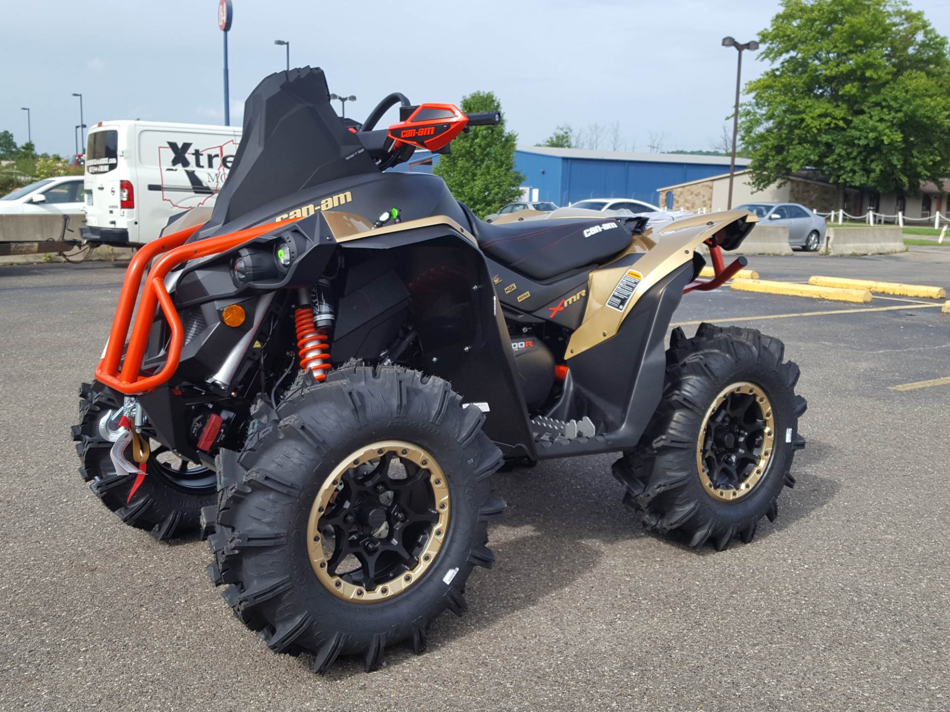 2019 Can-Am Renegade X MR 1000R in Cambridge, Ohio - Photo 2