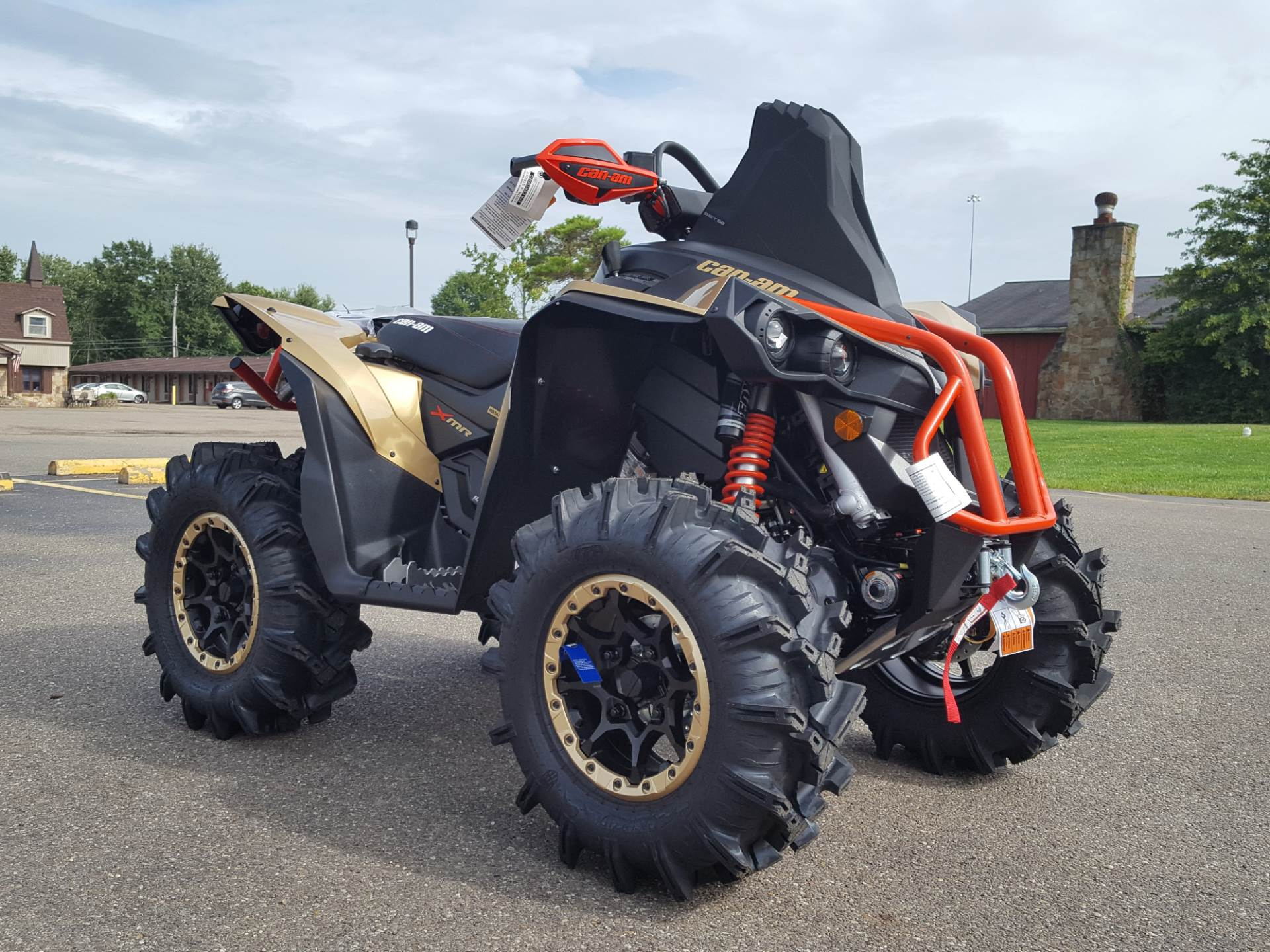2019 Can-Am Renegade X MR 1000R in Cambridge, Ohio - Photo 4