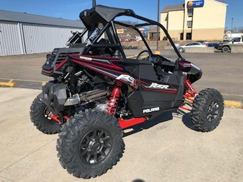 2018 Polaris RZR RS1 in Cambridge, Ohio
