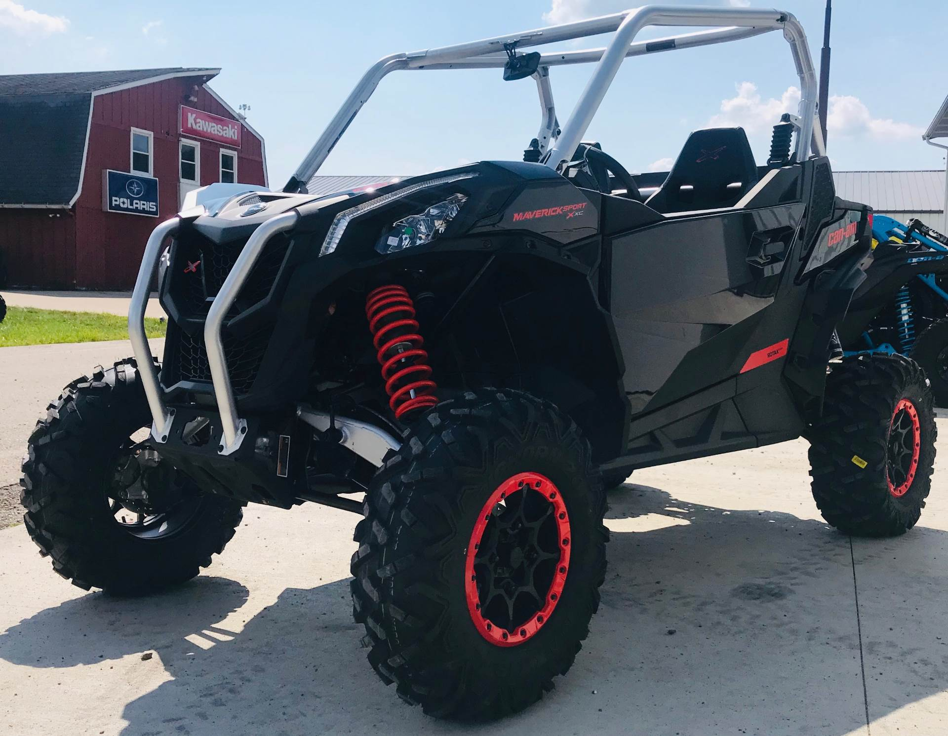 2020 Can-Am Maverick Sport X XC 1000R in Cambridge, Ohio - Photo 4