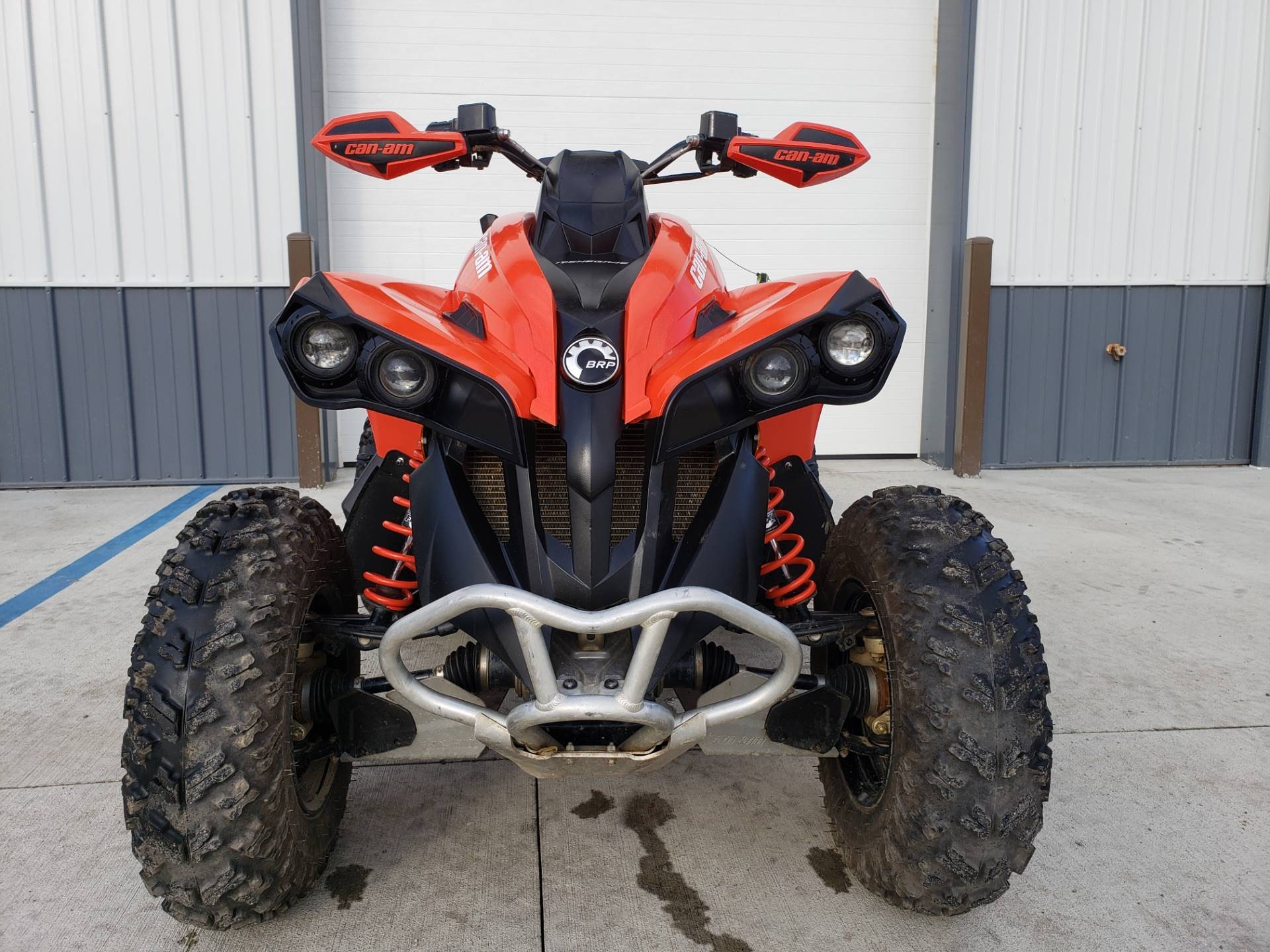 2017 Can-Am Renegade 850 in Cambridge, Ohio - Photo 3