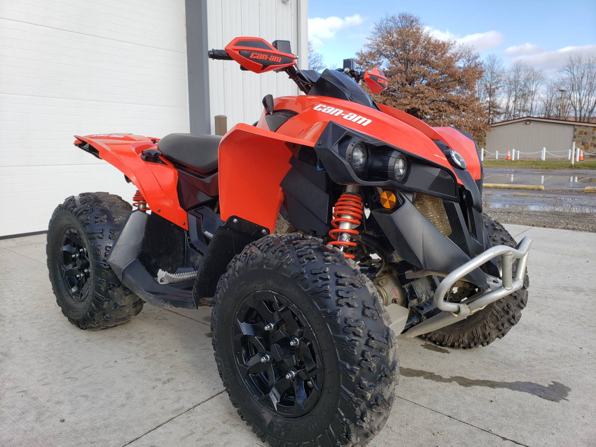 2017 Can-Am Renegade 850 in Cambridge, Ohio - Photo 4