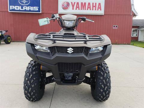 2019 Suzuki KingQuad 500AXi Power Steering SE+ in Cambridge, Ohio - Photo 2