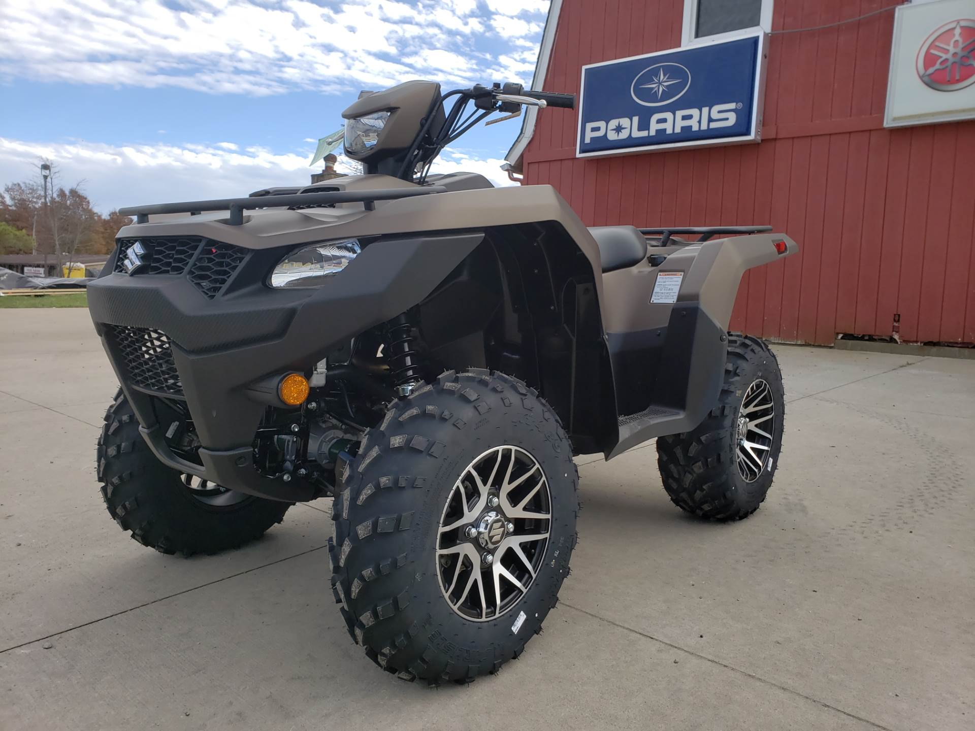 2019 Suzuki KingQuad 500AXi Power Steering SE+ in Cambridge, Ohio - Photo 3
