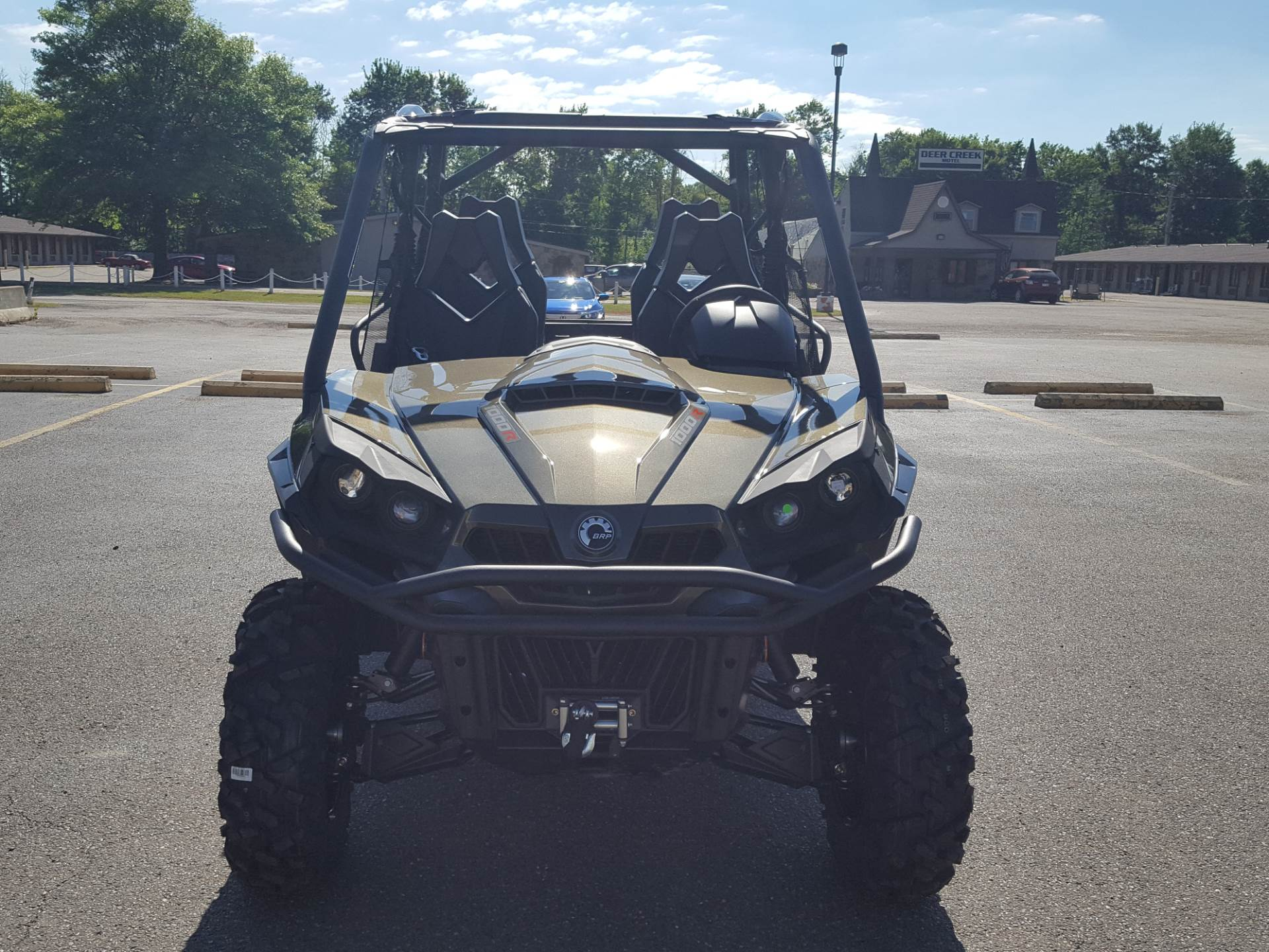 2019 Can-Am Commander MAX XT 1000R in Cambridge, Ohio - Photo 3