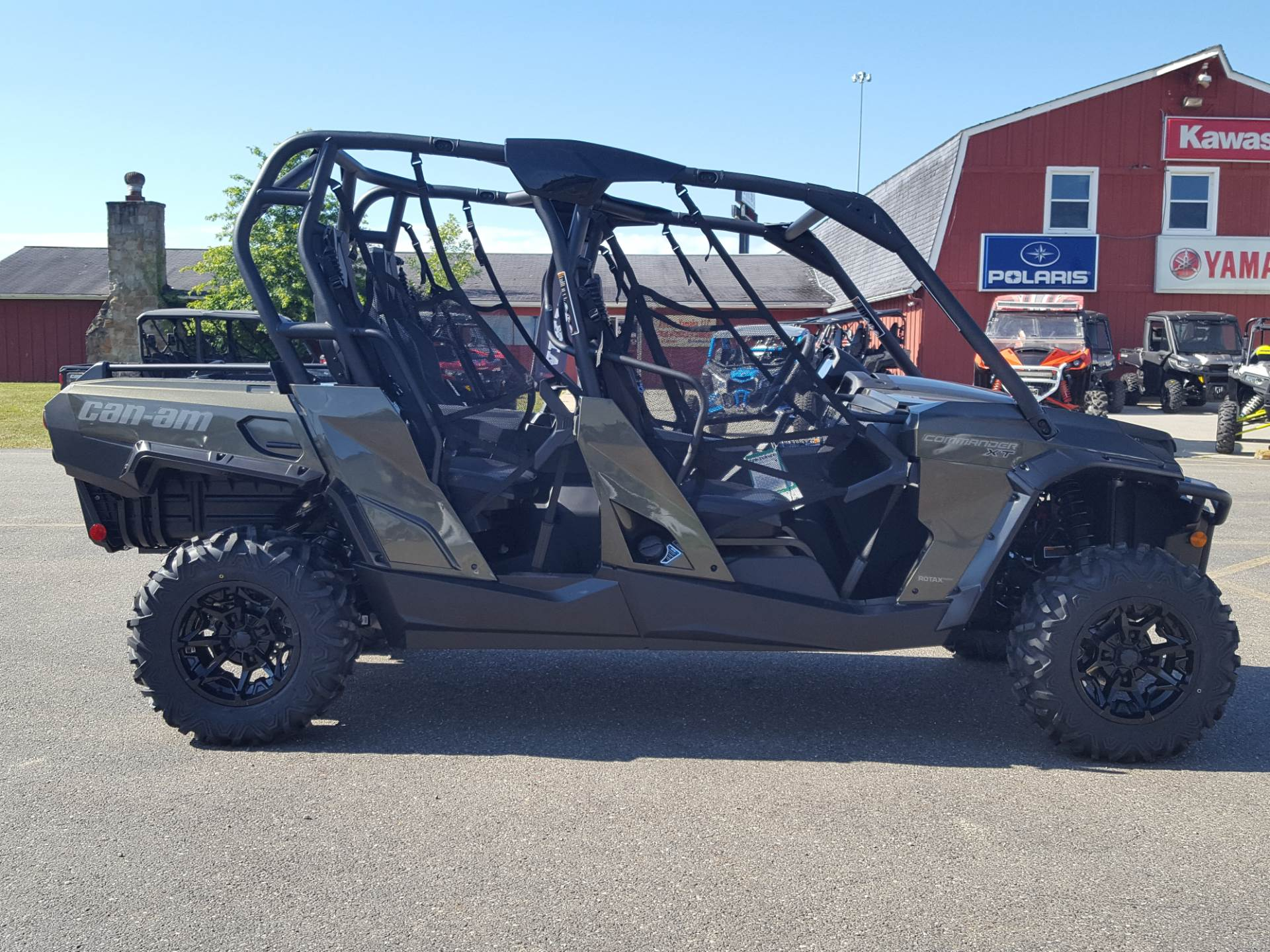 2019 Can-Am Commander MAX XT 1000R in Cambridge, Ohio - Photo 5