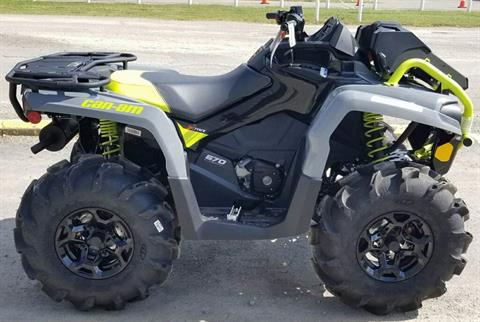 2020 Can-Am Outlander X MR 570 in Cambridge, Ohio - Photo 4