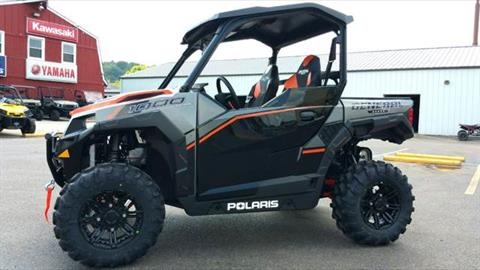 2018 Polaris General 1000 EPS Deluxe in Cambridge, Ohio