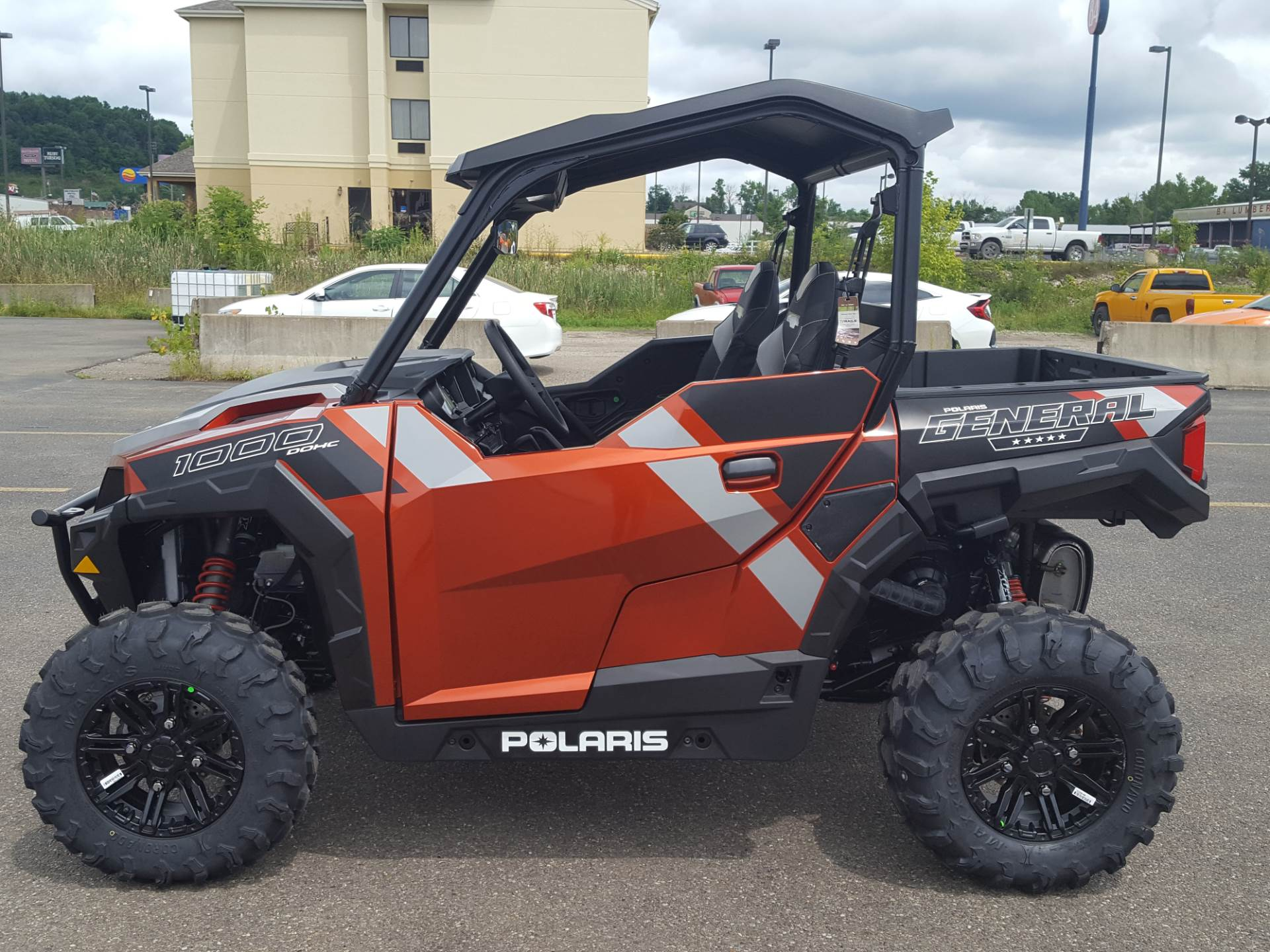 2019 Polaris General 1000 EPS Deluxe in Cambridge, Ohio - Photo 1