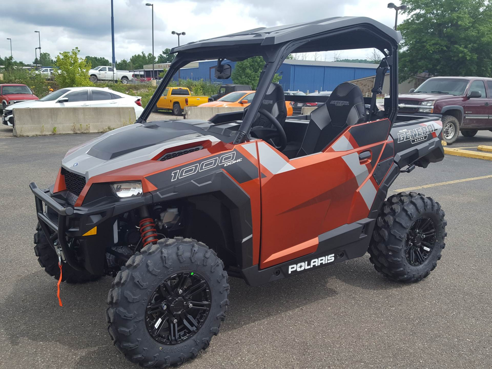 2019 Polaris General 1000 EPS Deluxe in Cambridge, Ohio - Photo 2