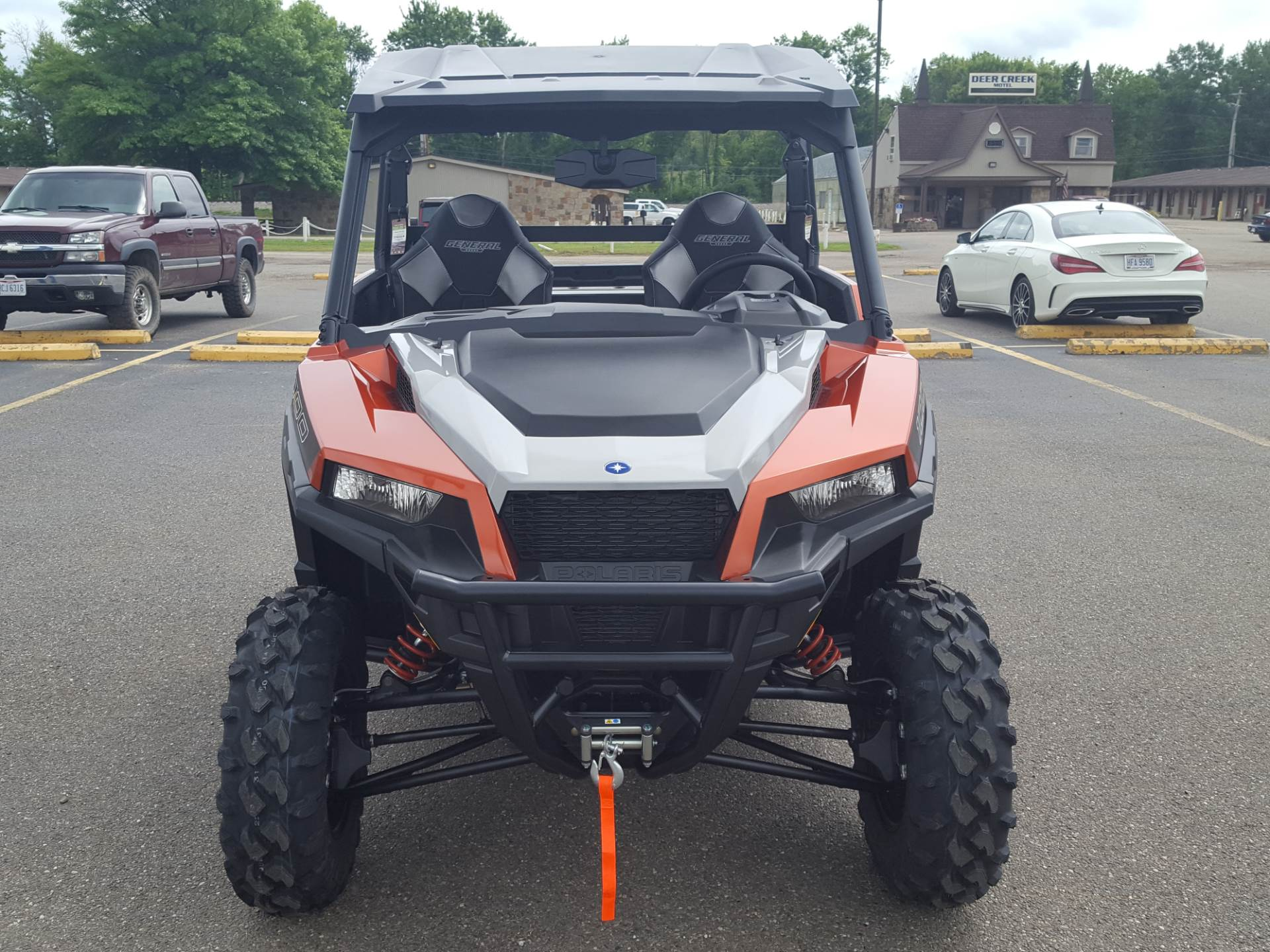 2019 Polaris General 1000 EPS Deluxe in Cambridge, Ohio - Photo 3