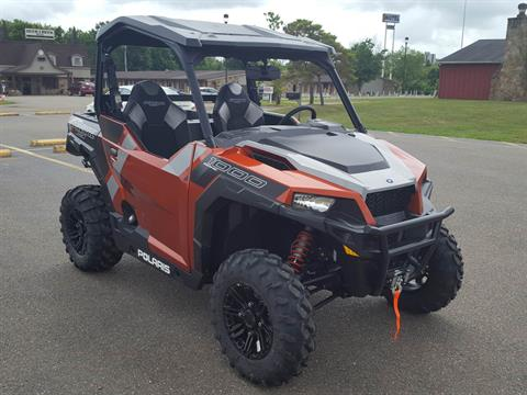 2019 Polaris General 1000 EPS Deluxe in Cambridge, Ohio - Photo 4