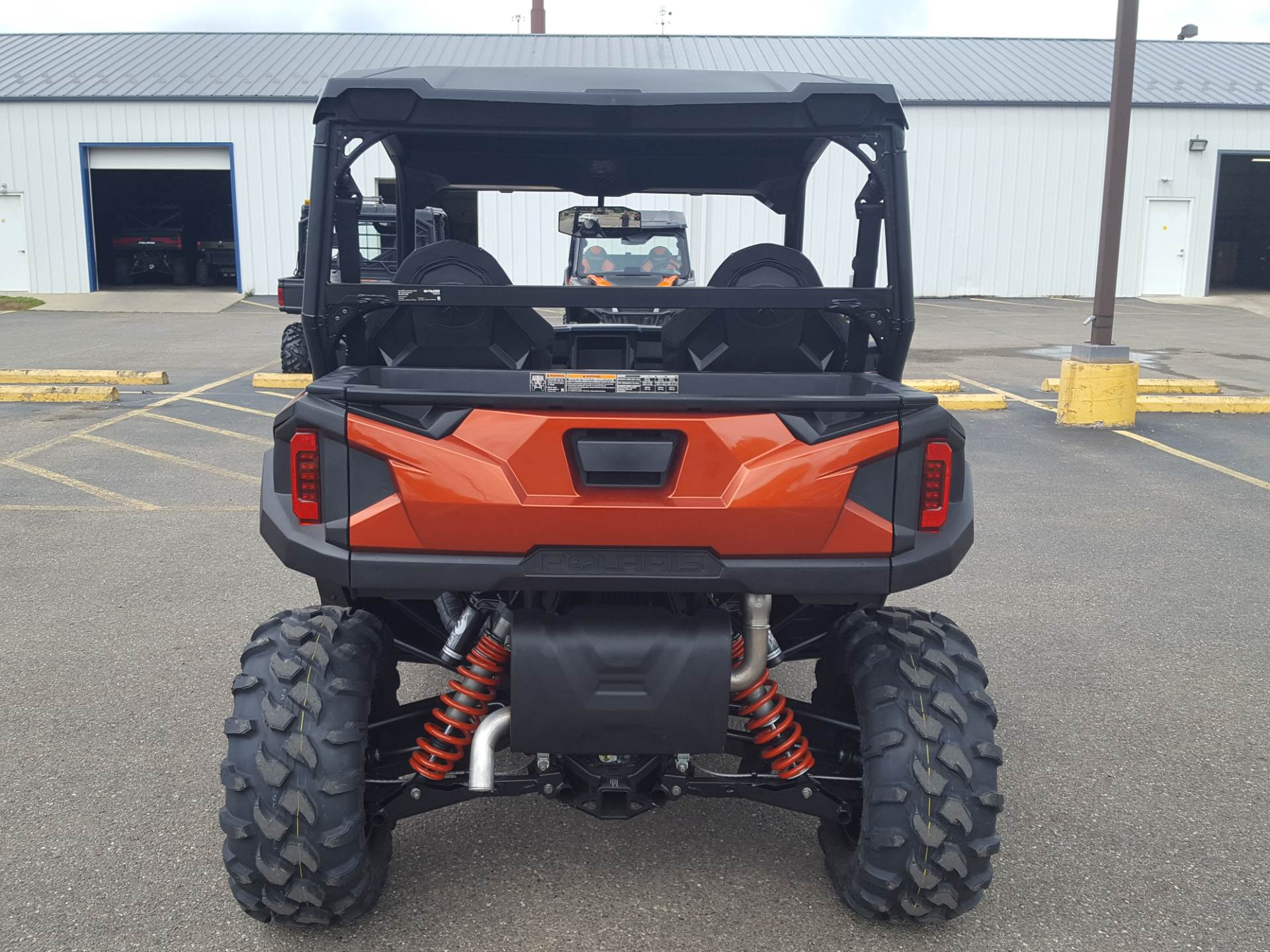 2019 Polaris General 1000 EPS Deluxe in Cambridge, Ohio - Photo 6