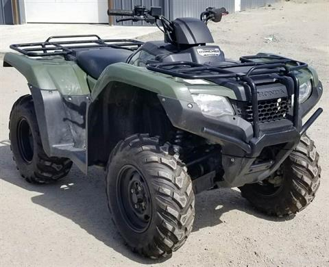 2017 Honda FourTrax Rancher 4x4 in Cambridge, Ohio - Photo 1