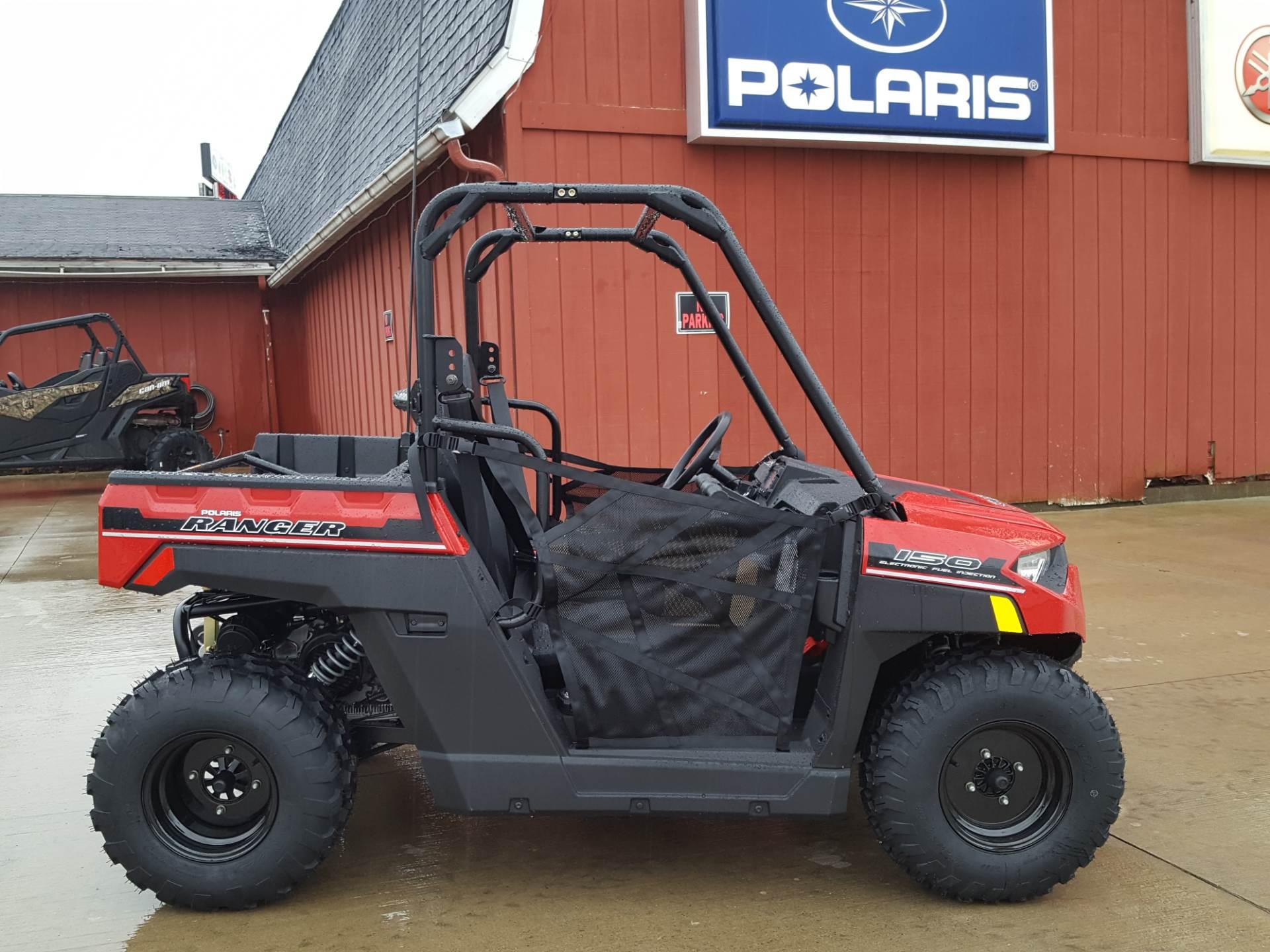 2018 Polaris Ranger 150 EFI 1