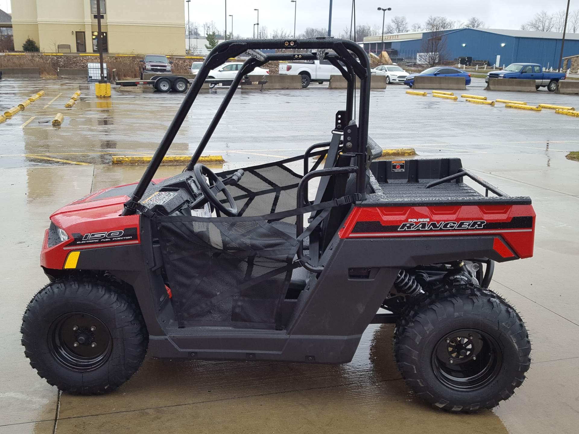 2018 Polaris Ranger 150 EFI 5