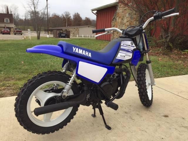 2016 Yamaha PW50 2