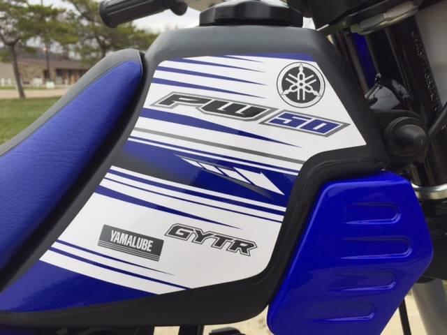 2016 Yamaha PW50 3