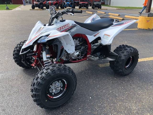 2018 Yamaha YFZ450R SE in Cambridge, Ohio - Photo 1