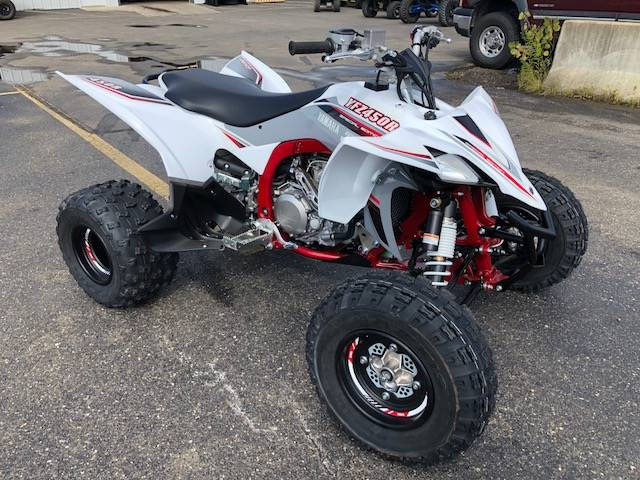 2018 Yamaha YFZ450R SE in Cambridge, Ohio - Photo 2