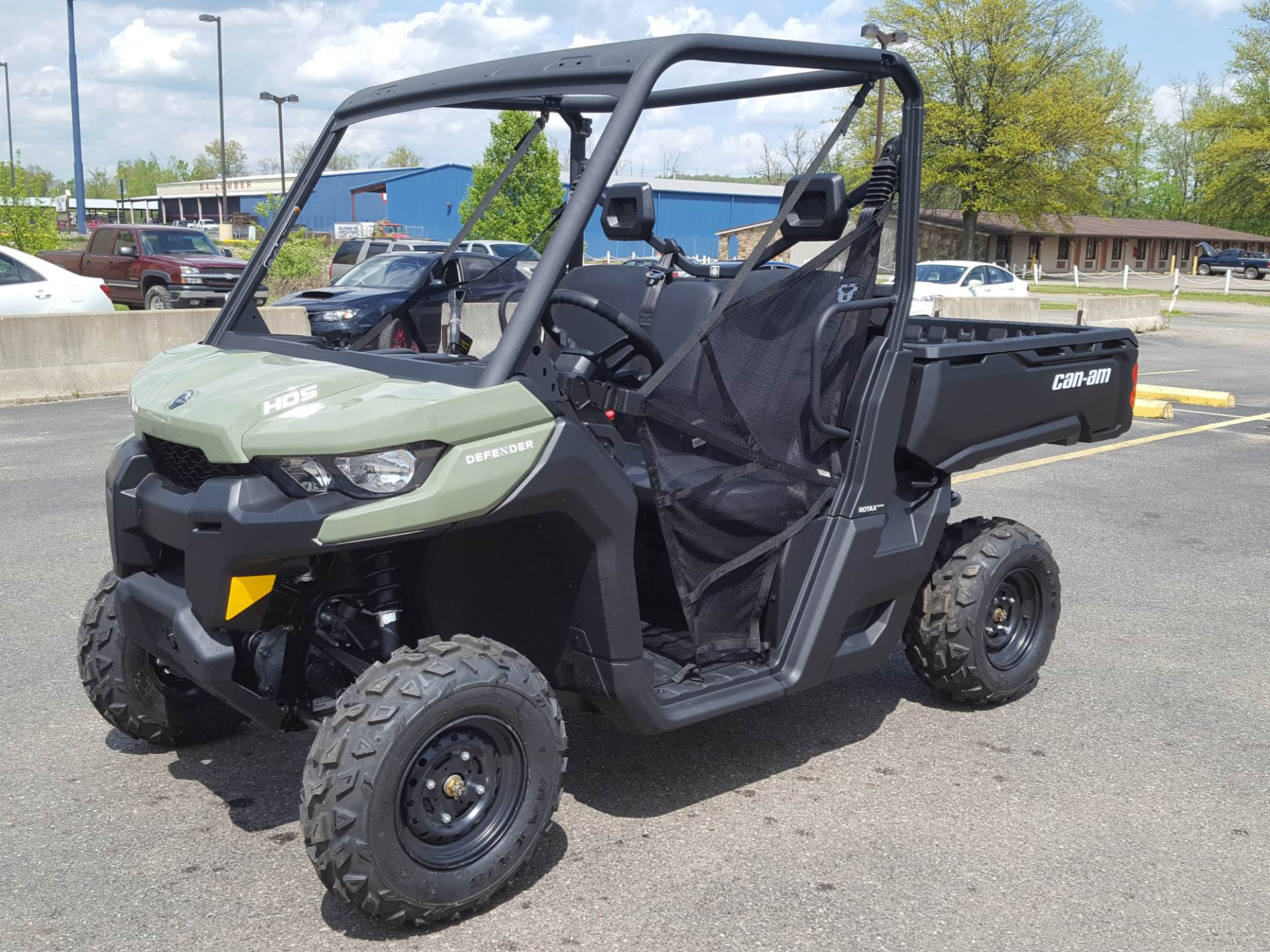 2019 Can-Am Defender DPS HD5 in Cambridge, Ohio - Photo 2
