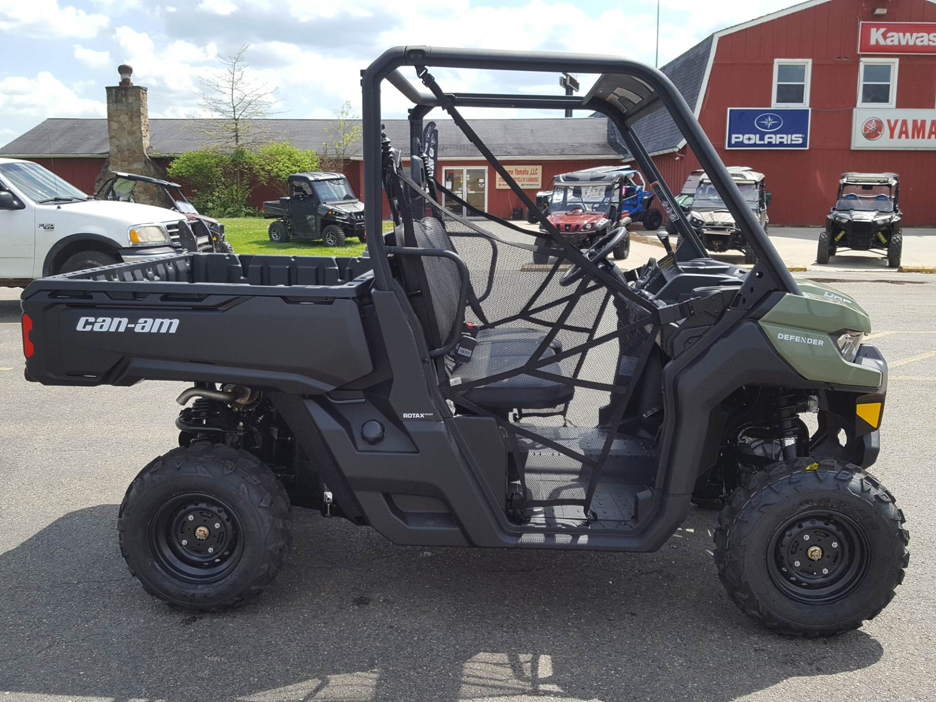 2019 Can-Am Defender DPS HD5 in Cambridge, Ohio - Photo 5