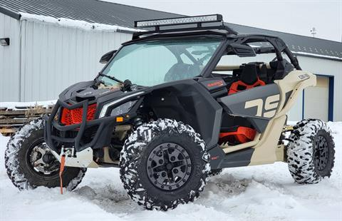 2021 Can-Am Maverick X3 X DS Turbo RR in Cambridge, Ohio - Photo 1