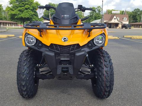 2019 Can-Am Outlander MAX DPS 450 in Cambridge, Ohio