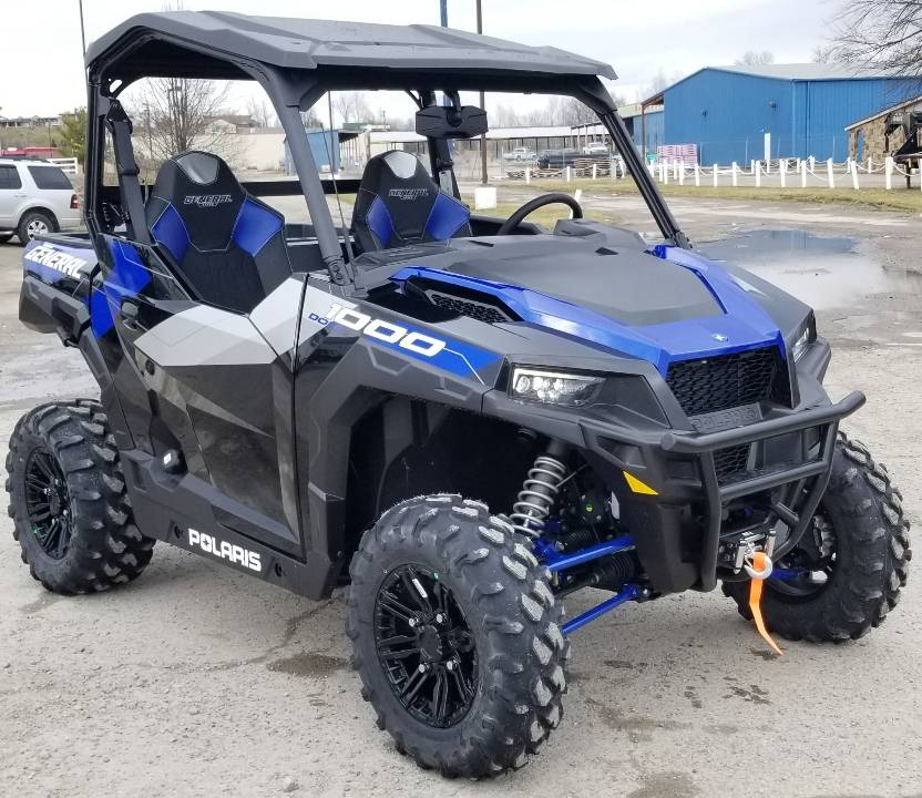 2020 Polaris General 1000 Deluxe in Cambridge, Ohio - Photo 5