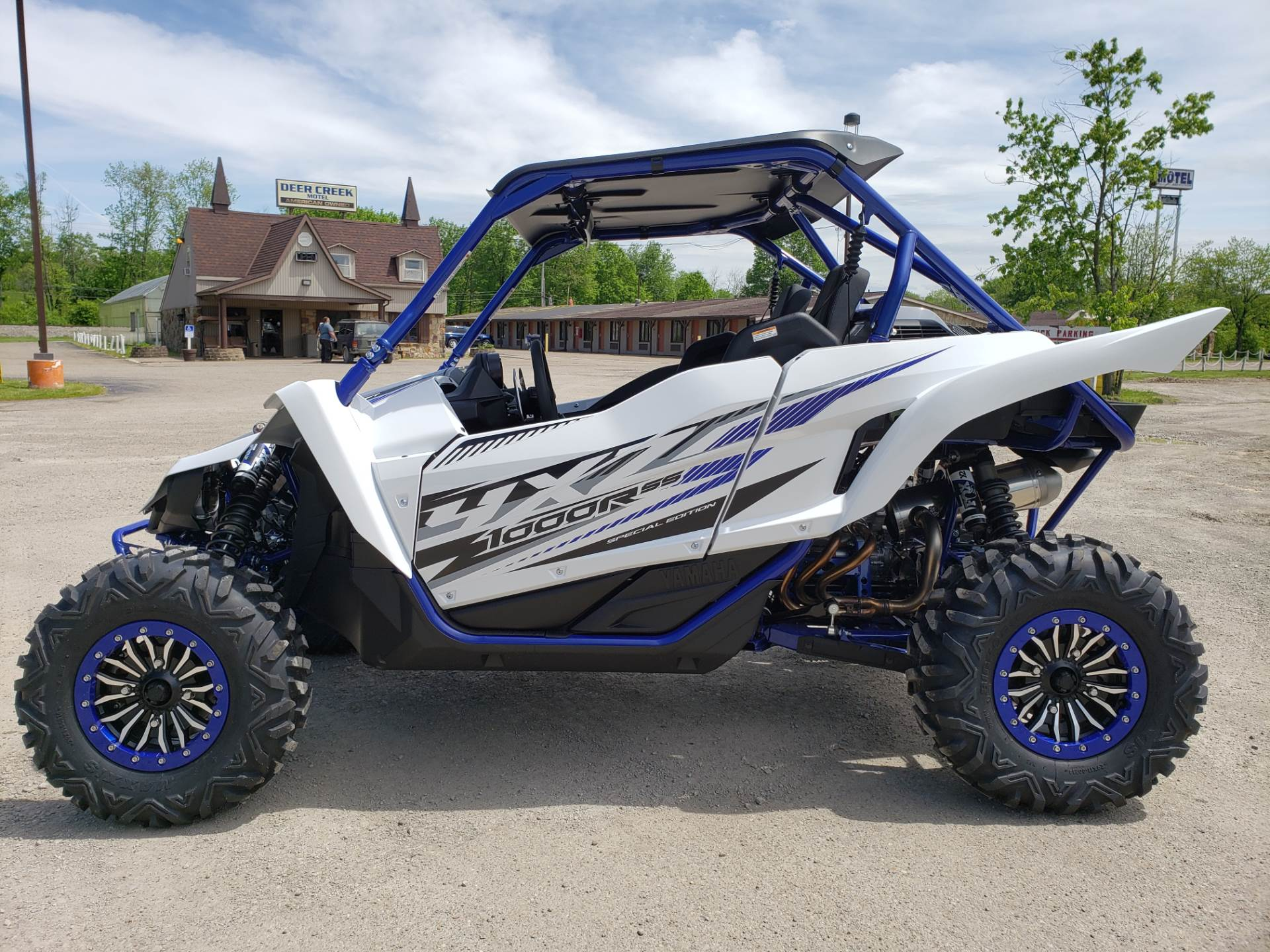 2019 Yamaha YXZ1000R SS SE in Cambridge, Ohio - Photo 1