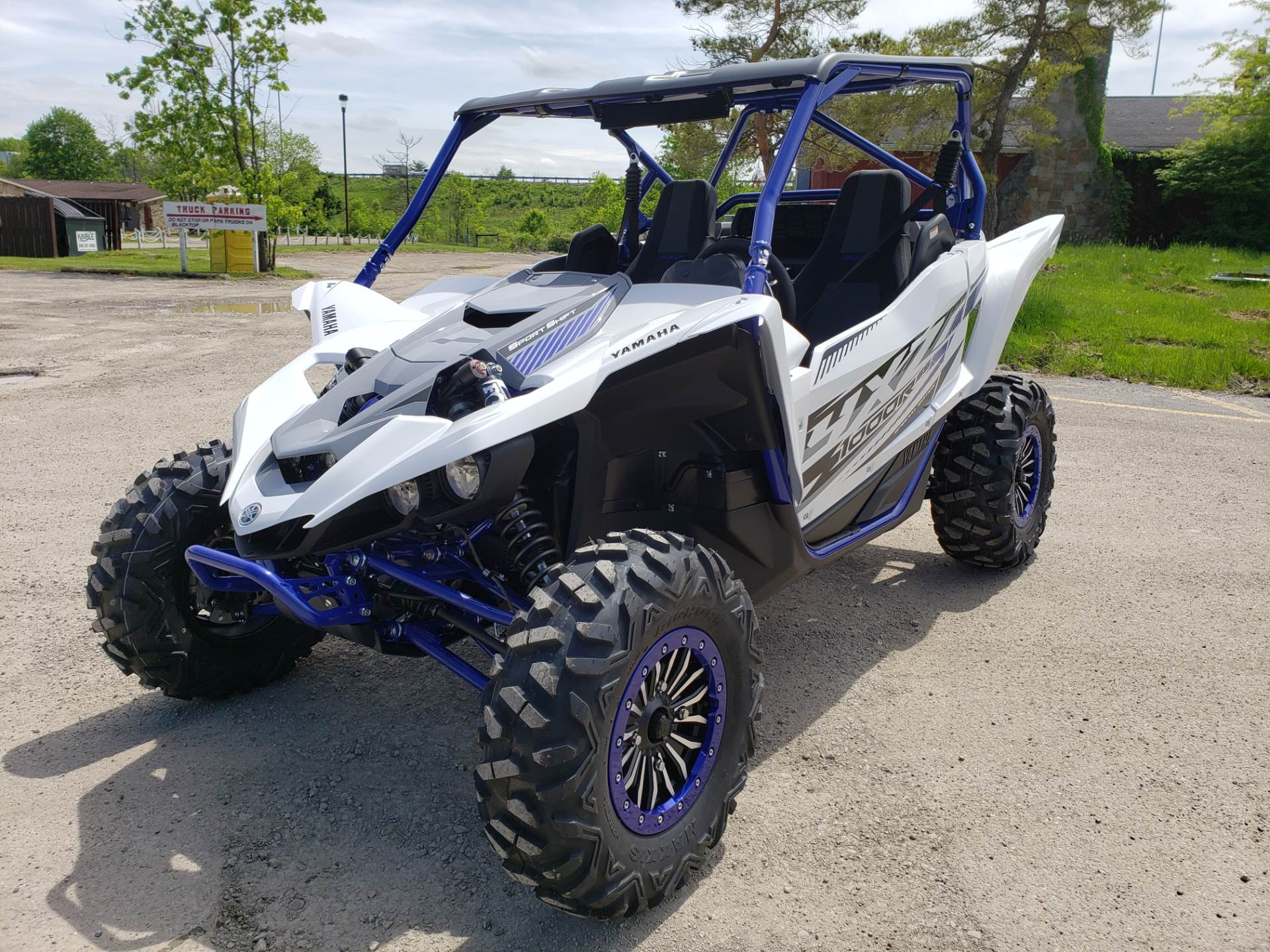 2019 Yamaha YXZ1000R SS SE in Cambridge, Ohio - Photo 2