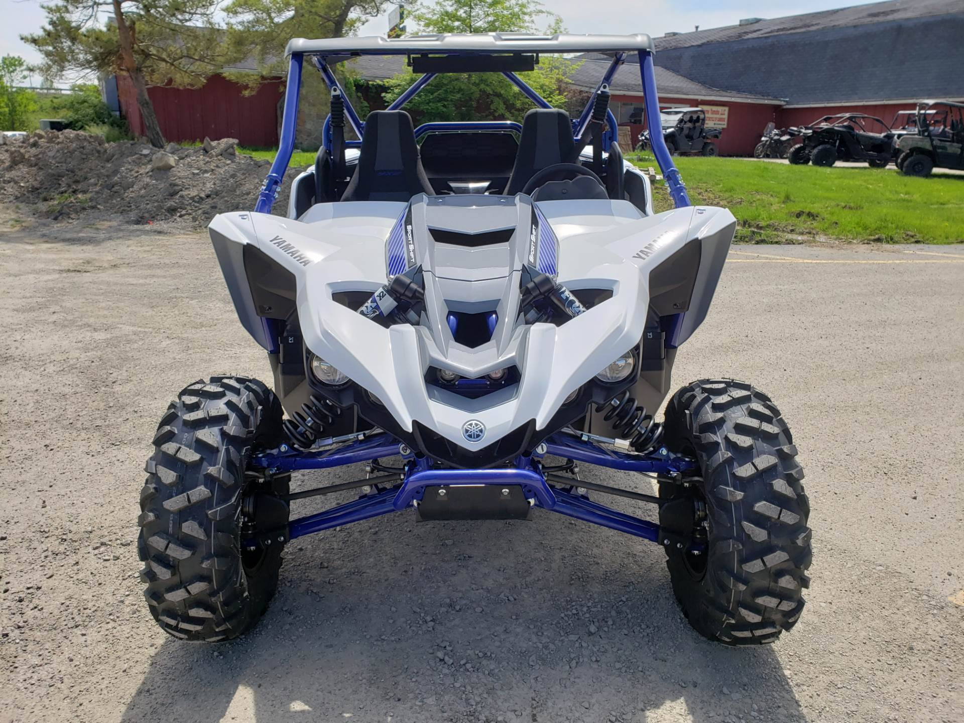 2019 Yamaha YXZ1000R SS SE in Cambridge, Ohio - Photo 3