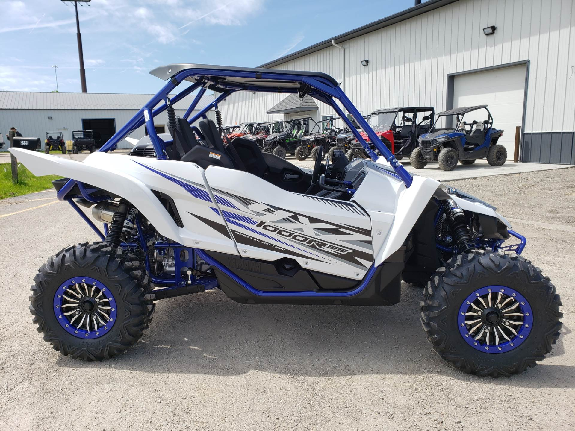 2019 Yamaha YXZ1000R SS SE in Cambridge, Ohio - Photo 5