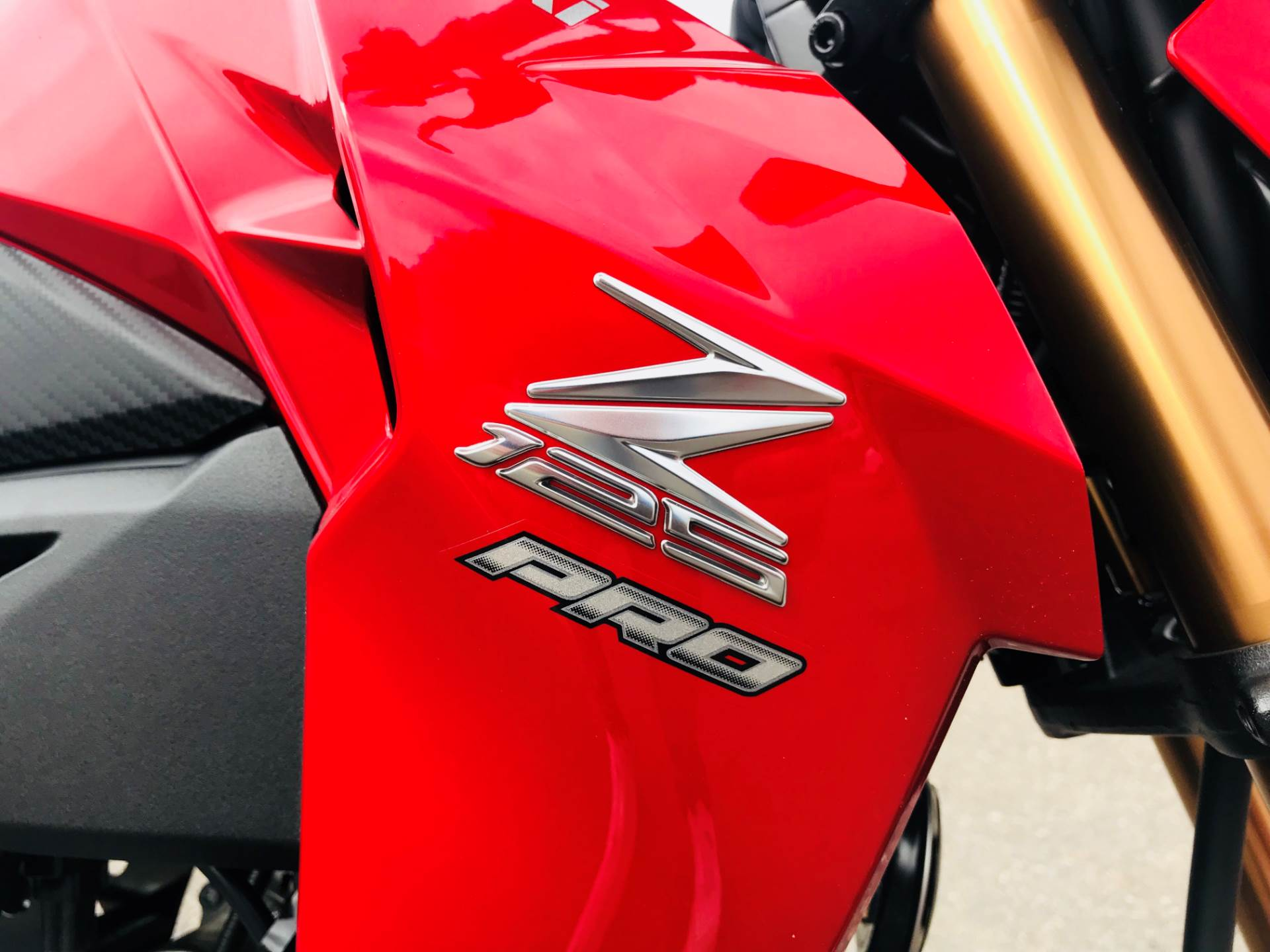 2018 Kawasaki Z125 Pro in Cambridge, Ohio - Photo 4