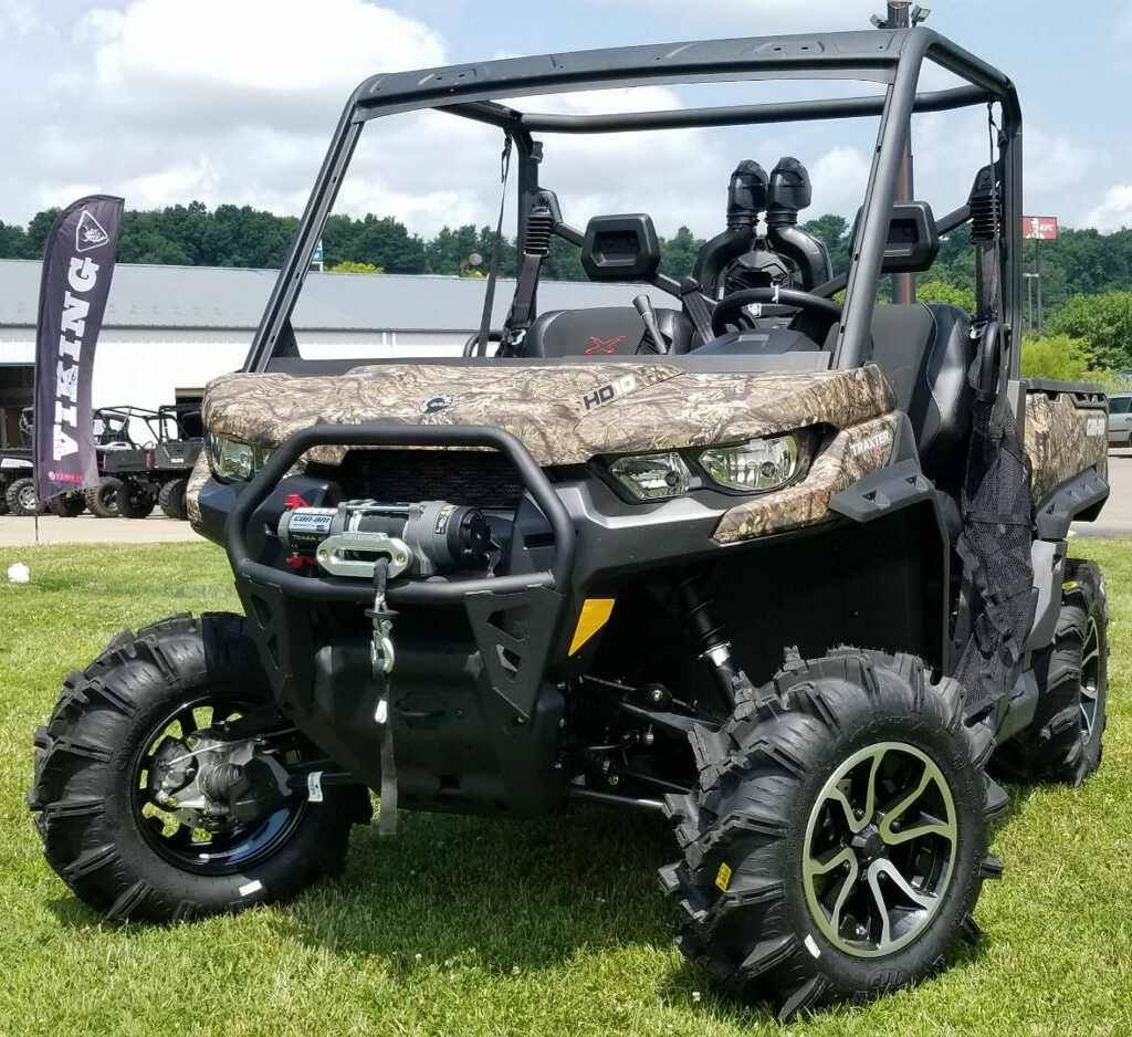 2018 Can-Am Defender X mr HD10 for sale 6507
