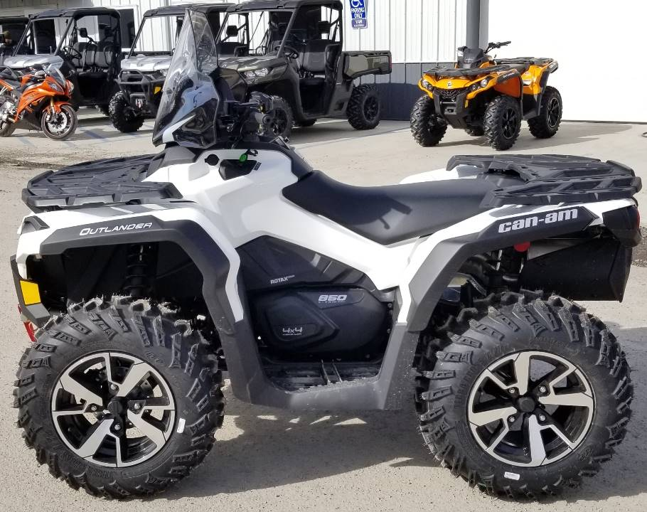 2020 Can-Am Outlander North Edition 850 in Cambridge, Ohio - Photo 5