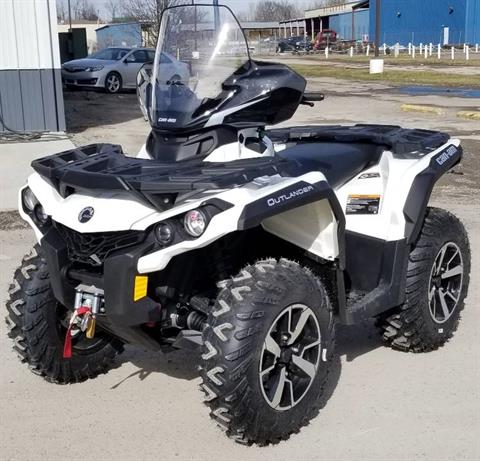 2020 Can-Am Outlander North Edition 850 in Cambridge, Ohio - Photo 6