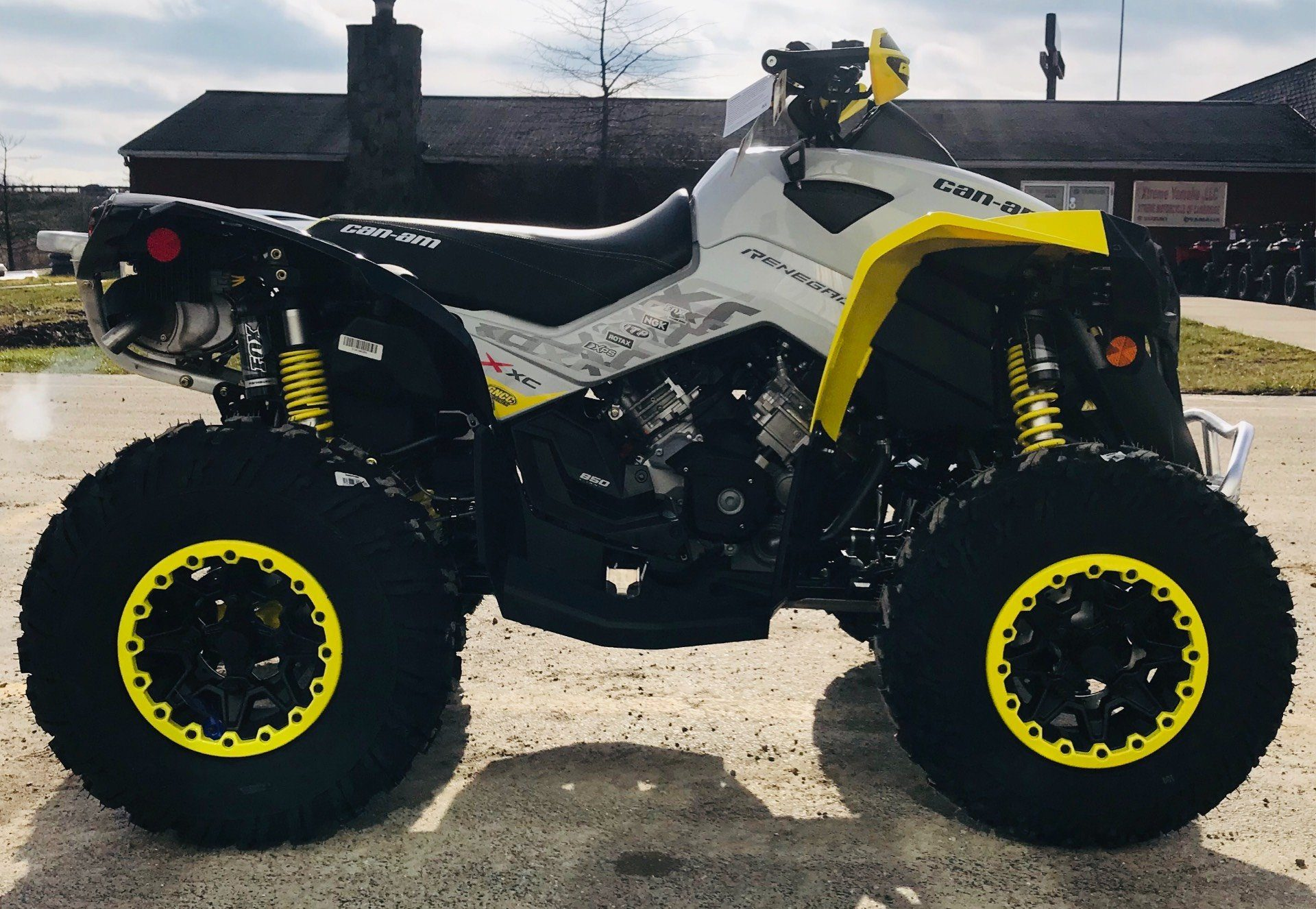 2019 Can-Am Renegade X xc 850 in Cambridge, Ohio - Photo 4