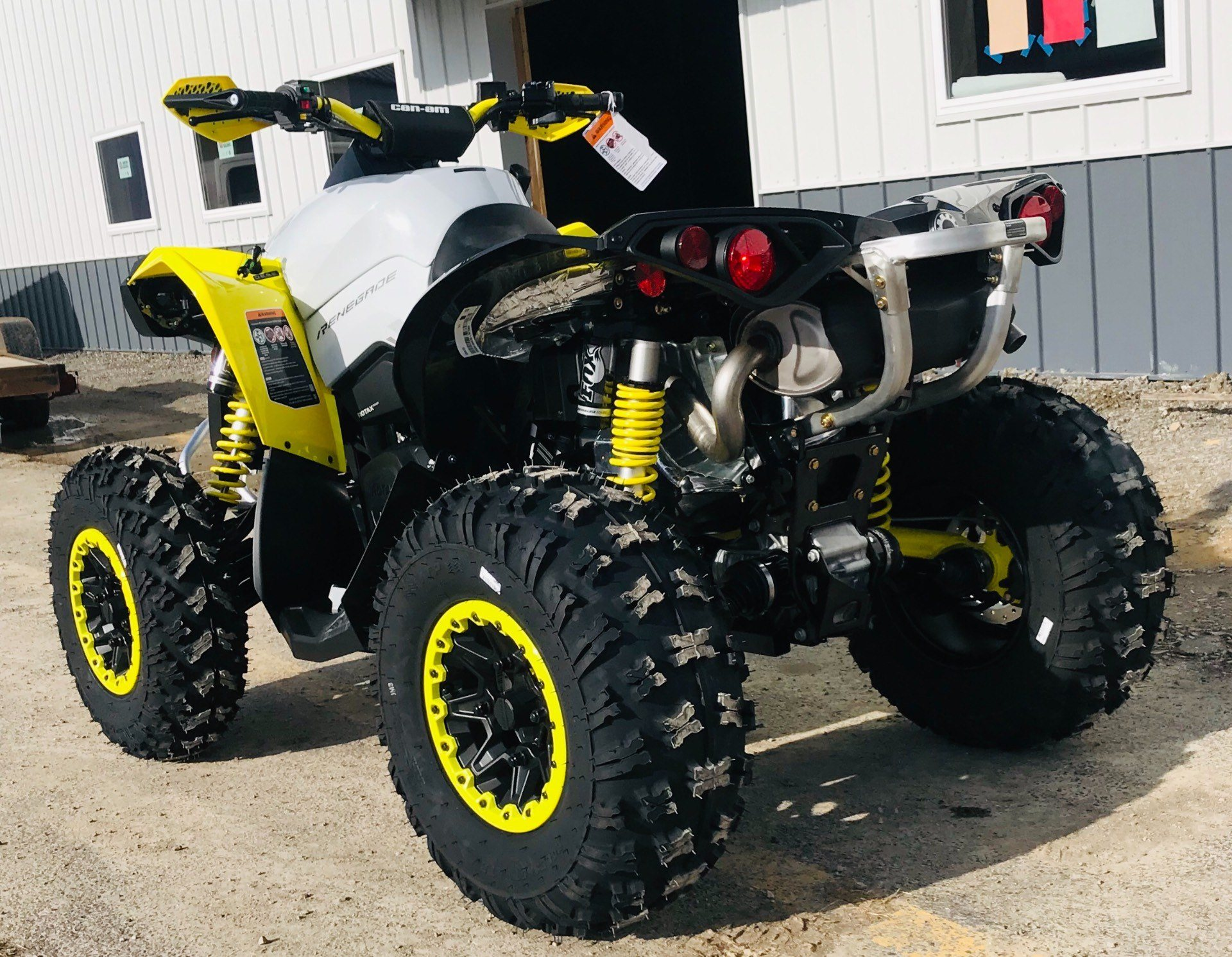 2019 Can-Am Renegade X xc 850 in Cambridge, Ohio - Photo 6