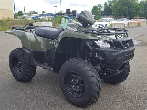 2018 Suzuki KingQuad 750AXi in Cambridge, Ohio