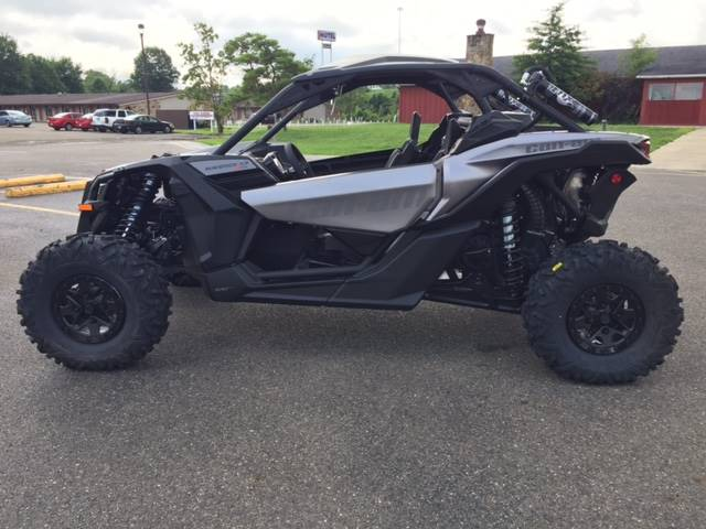 2018 Can-Am Maverick X3 X rs Turbo R in Cambridge, Ohio