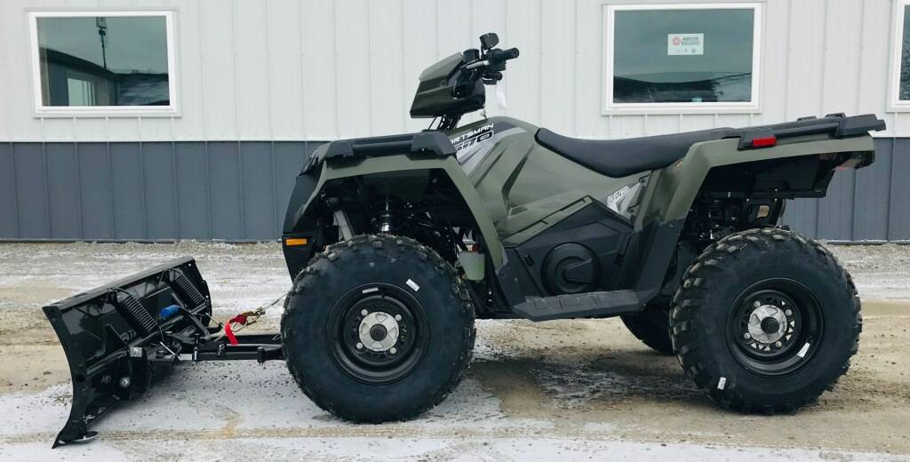 2019 Polaris Sportsman 570 in Cambridge, Ohio - Photo 4