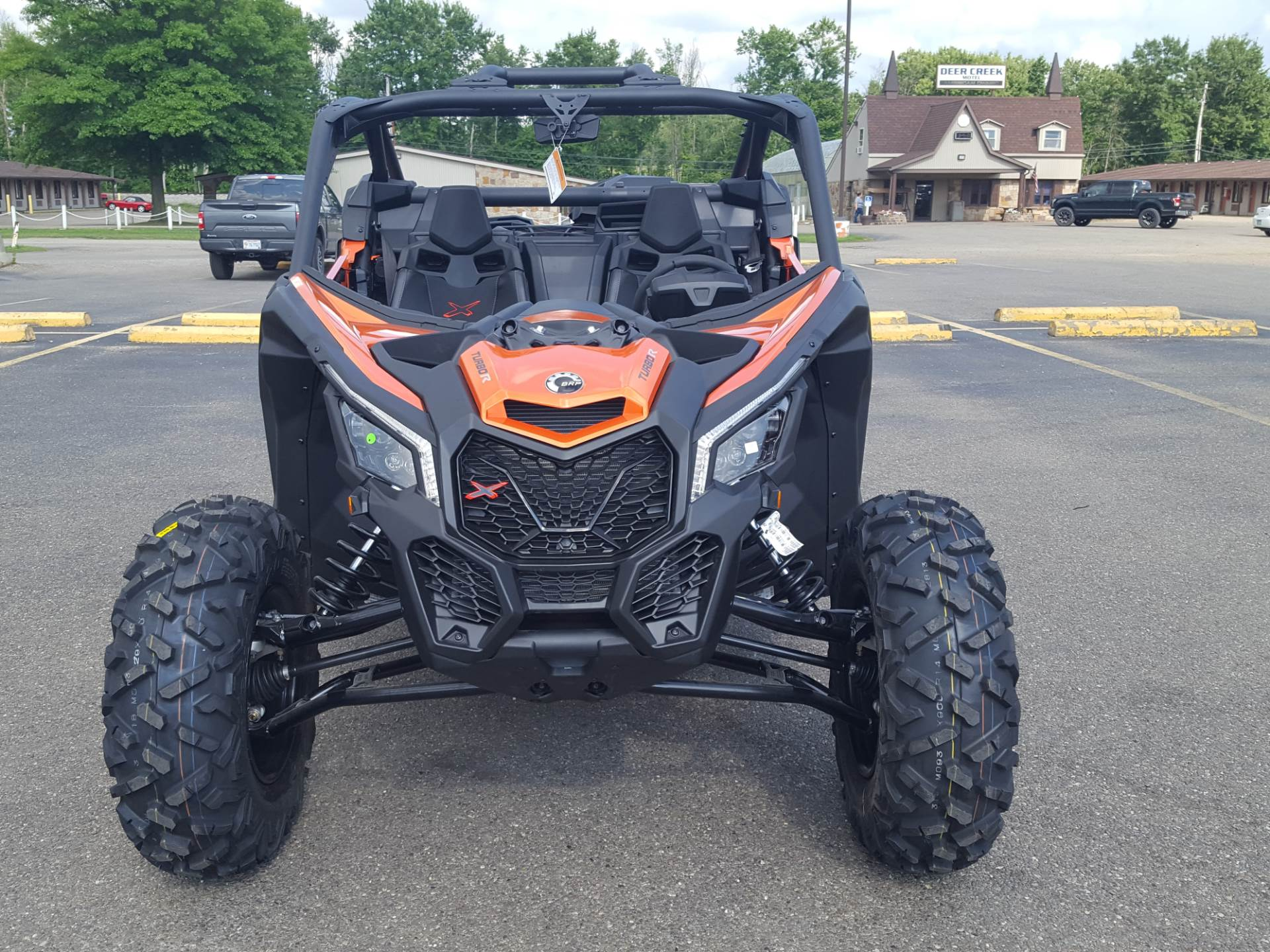 2019 Can-Am Maverick X3 X ds Turbo R in Cambridge, Ohio - Photo 3