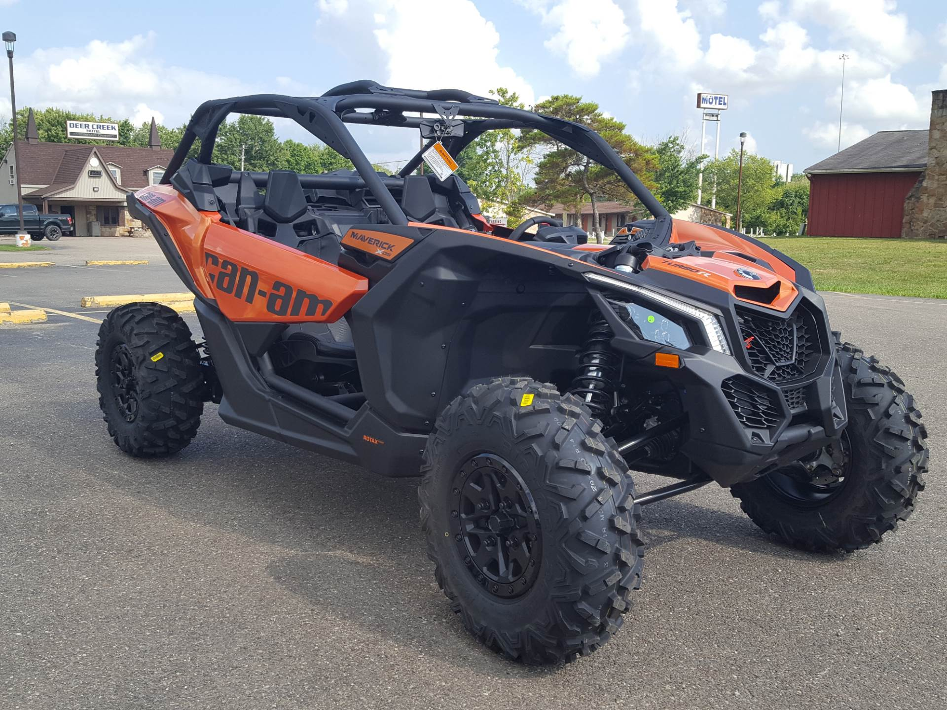 2019 Can-Am Maverick X3 X ds Turbo R in Cambridge, Ohio - Photo 4