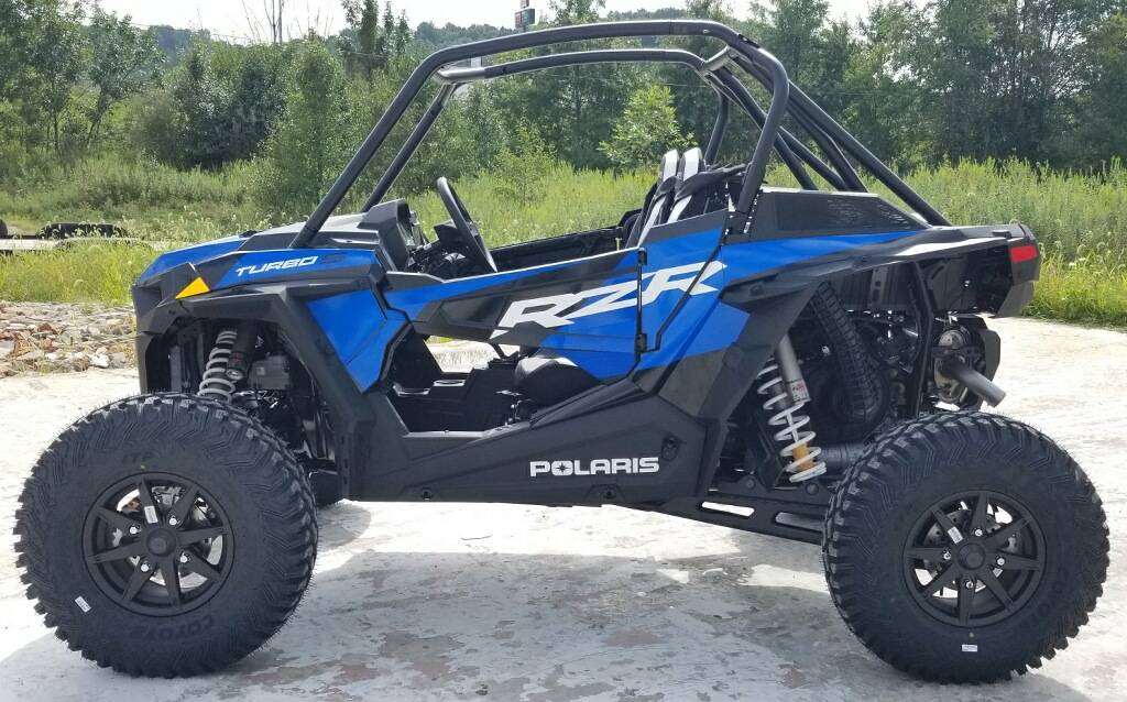 2021 Polaris RZR Turbo S Velocity in Cambridge, Ohio - Photo 2
