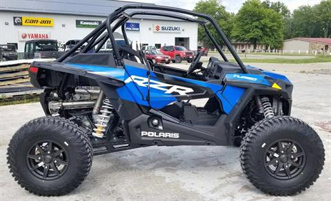 2021 Polaris RZR Turbo S Velocity in Cambridge, Ohio - Photo 4