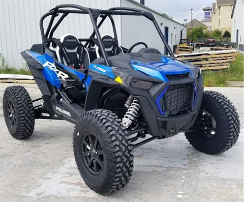 2021 Polaris RZR Turbo S Velocity in Cambridge, Ohio - Photo 5