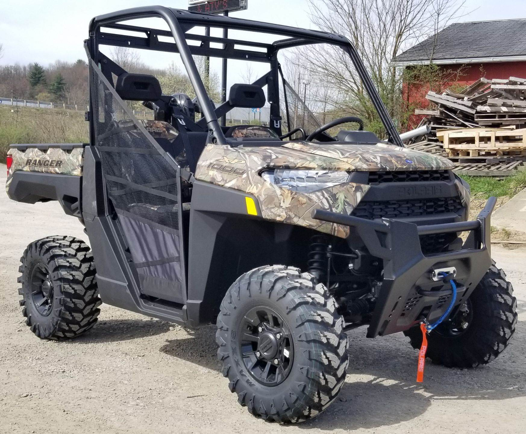 2019 Polaris Ranger XP 1000 EPS Back Country Limited Edition in Cambridge, Ohio - Photo 1