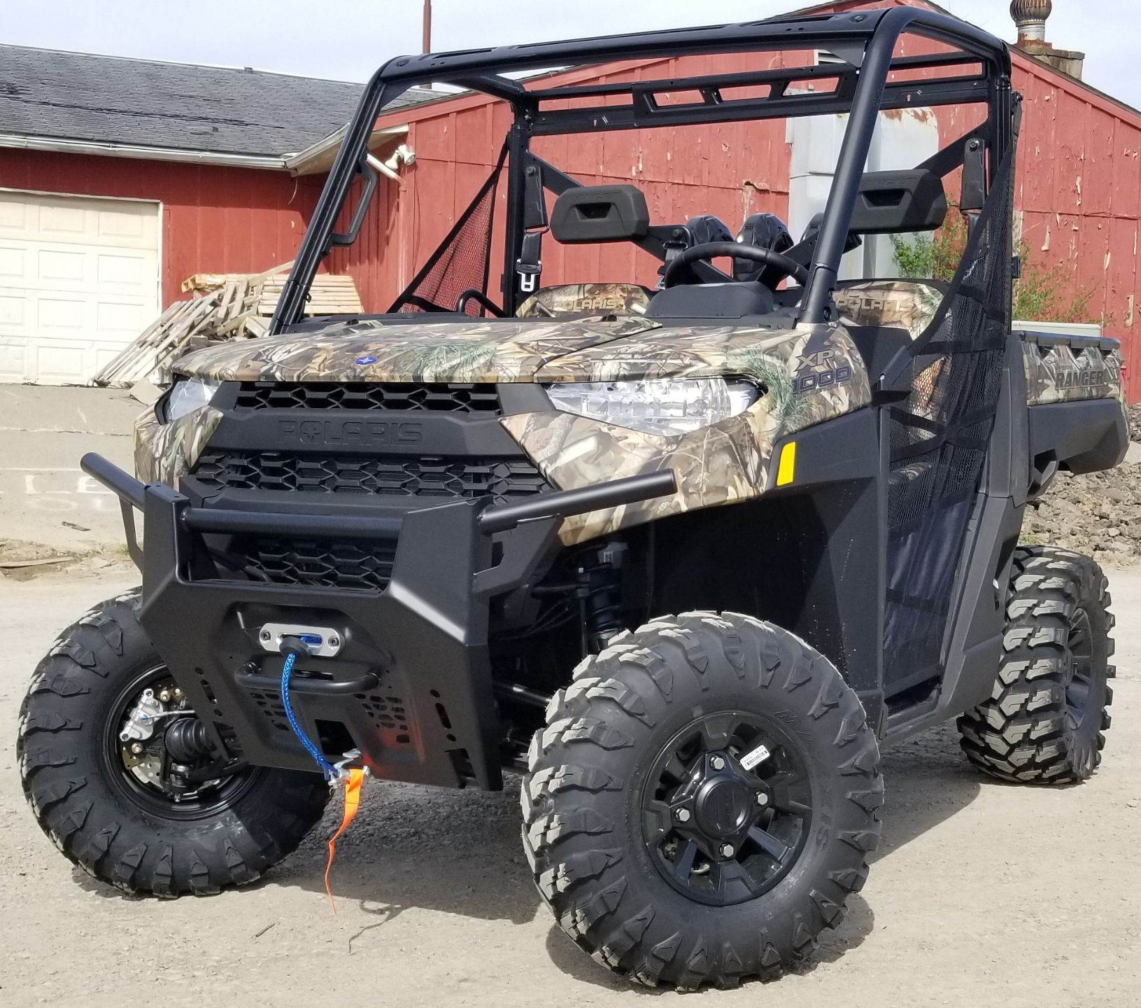 2019 Polaris Ranger XP 1000 EPS Back Country Limited Edition in Cambridge, Ohio - Photo 6